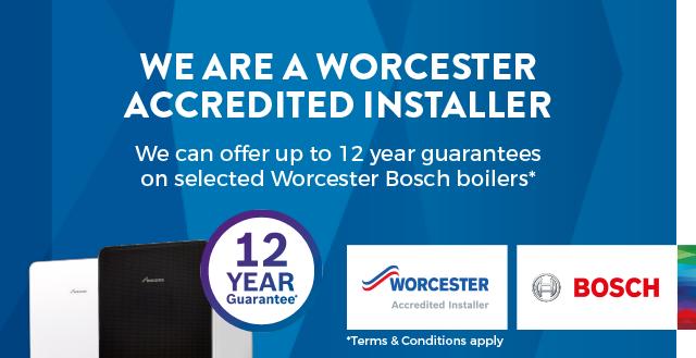 Worcester Boiler Installation Dalkeith